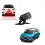 Auto Addict Car Styling Anti Collision Safety Line Led Laser Fog Lamp Brake Lamp Running Tail Light-12V Cars For Maruti Suzuki Vitara Brezza