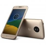 Telefon mobil Motorola Moto G5 16Gb Dual Sim 4G Gold