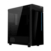 Carcasa PC Gigabyte C200G RGB (GB-C200G) , Micro ATX , Mini ITX, ATX , Turnul Midi , 7 Sloturi