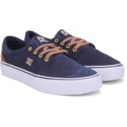 DC TRASE SD M SHOE Sneakers For Men(Khaki, Navy)