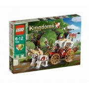 Wait for the carriage of King Lego Kingdom 7188 [Parallel import goods]
