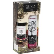 Olivia Gift Set Fusion Pomegranate Shower Gel 300 ml & Body Lotion 50 ml