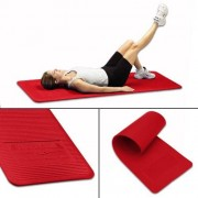 Patterson Tapis d'exercice Thera-Band - Rouge - Epais