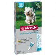 BAYER SpA Advantix® Spot-On Per Cani Oltre 4kg Fino A 10kg [Cani] (103626040)