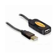 CABLU PRELUNGITOR USB 2.0 A-A T-M 10M ACTIV