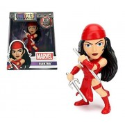 "NEW 4"" JADA TOYS ACTION FIGURE COLLECTION - MARVEL ELEKTRA M351 Action Figures By Jada Toys"