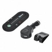Car Kit Handsfree Auto Multipoint cu Bluetooth v4.1 Wireless USB Microfon Incorporat