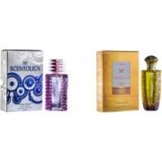 Scento Smello Perfume Bottle Multicolor