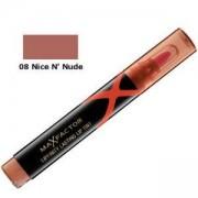 Червило за устни Max Factor Lipfinity Lasting Lip Tint, С дълготраен ефект, 08 Nice N Nude, 96000175
