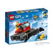 LEGO City - Compactor de zapada - 60222