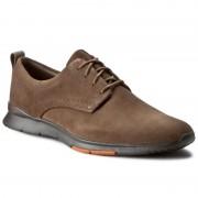 Pantofi CLARKS - Tynamo Walk 261201687 Mushroom Suede