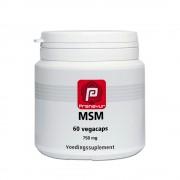 Pranayur MSM 750 mg 60 CAPS