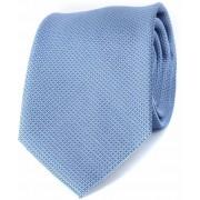 Profuomo Krawatte Blau 14B - Blau