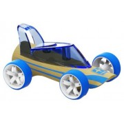 Hape Bamboo Mini Mighty Roadster Toy Car