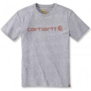 Carhartt Workwear Logo Kvinnor T-Shirt Grå L