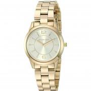 Reloj Michael Kors Runway golden MK6590
