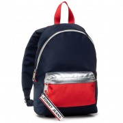 Rucsac TOMMY JEANS - Tjw Logo Tape Mini Backpack C8 AW0AW08260 0F4