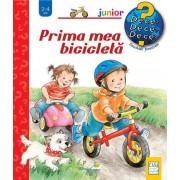 DE CE? - PRIMA MEA BICICLETA - EDITURA CASA (ED-1000045)