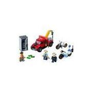 LEGO City Caminhão Reboque em Dificuldades 60137