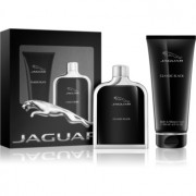Jaguar Classic Black lote de regalo I. eau de toilette 100 ml + gel de ducha 200 ml
