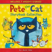 Pete the Cat Storybook Collection: 7 Groovy Stories!, Hardcover