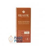 Ist.ganassini spa Rilastil Sun Sys Ppt 15 Latte