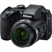 Nikon Coolpix B500 Black Digital camera FullHD 40x optički zoom crni Digitalni kompaktni fotoaparat VNA951E1 VNA951E1