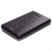 Кутия ZALMAN ZM-SHE500 за твърд диск 2,5 инча с хардуерно криптиране и защита, ZM-SHE500_VZ
