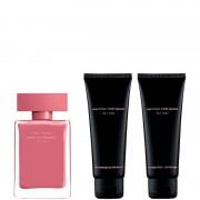 For Her Narciso Rodriguez For Her Fleur Musc Confezione 50 ML Eau de Parfum + 75 ML Shower Gel + 75 ML Body Lotion