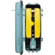 Emergency stop trip wire switch w/o tensioner - fără semnalizare luminoasă - Comutatori declansare urgenta, semnalizare avarie - Preventa xy2 - XY2CB10 - Schneider Electric