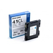 Ricoh Cyan Gel Low Yield GC 41CL (600 prints)