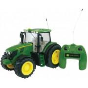 Britains Radiostyrd Traktor John Deere 6190R 1:16