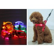 Qingdao Sihaihuifeng Trade LTD t/a YelloGoods £5.99 instead of £19.99 for an led dog harness from YelloGoods - save 70%