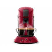 Philips Cafetera PHILIPS HD6555/82 Senseo (1 bar- Rojo)
