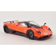 Pagani Zonda F, orange, Model Car, Ready-made, Motormax 1:18