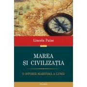Marea si civilizatia. O istorie maritima a lumii (eBook)