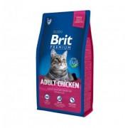 BRIT Premium Cat Adult Chicken Pollo (Gatos Adultos) 8kg