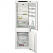 Combina frigorifica incorporabila Siemens KI86SKD41, A+++, 262 litri, coolEfficiency, Alb