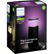 Philips Hue Calla LED Pedestal Lamp Basic black