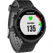 Reloj Gps Garmin Forerunner 235 Frecuencia Cardio Muñeca Negro Y Gris