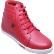 LooksFootwear Rocking Sneakers For Men Sneakers For Men(Red)