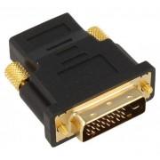 Delock Adapter dvi HDMI - DVI (gniazdo/ mini wtyk) 65466