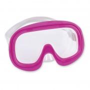 Junior Pro búvárszemüveg, rózsaszín