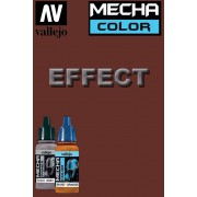 VALLEJO Mecha Color Rust Texture (Matt) 69821 Colori