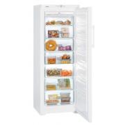 Congelator Liebherr GNP 2713, 221 L, No Frost, Control taste, Display, Alarma usa, 7 sertare, H 164.4 cm, A++, Alb