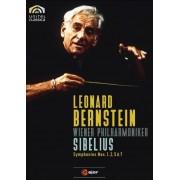 Leonard Bernstein/Wiener Philharmoniker: Sibelius - Symphonies Nos. 1, 2, 5 & 7 [2 Discs] [DVD] [1988]