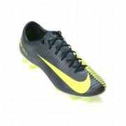 Zapatos Fútbol Hombre Nike Mercurial Vortex III CR7 FG-Negro