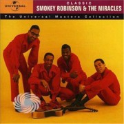 Video Delta Robinson,Smokey & The Miracles - Universal Masters Collection - CD