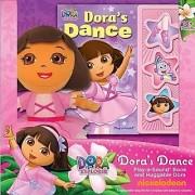 3 Button Star Book & Plush Dora