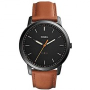 Fossil Analog Black Dial Mens Watch-FS5305